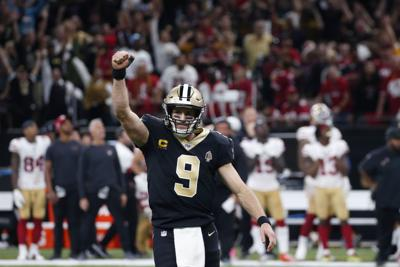 The Falcons beat the 49ers? Here's where the Saints stand in the NFC playoff race   Saints   nola.com