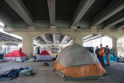 'Our streets are our mental wards': New Orleans homeless deaths are rising
