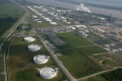 Phillips 66 proposes pipeline from St. James to its Plaquemines refinery