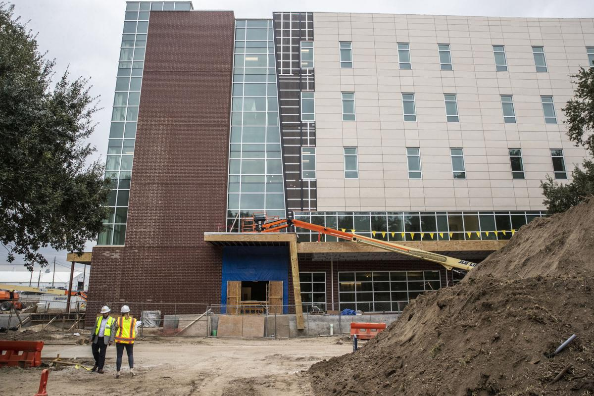 A Look Inside The Progress At Children S Hospital Expanded Mental Health Facility Health Care Hospitals Nola Com