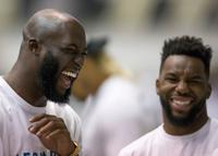 Leonard Fournette Trying To Set Example For Kids With New Orleans Youth Football Camp Archive Nola Com