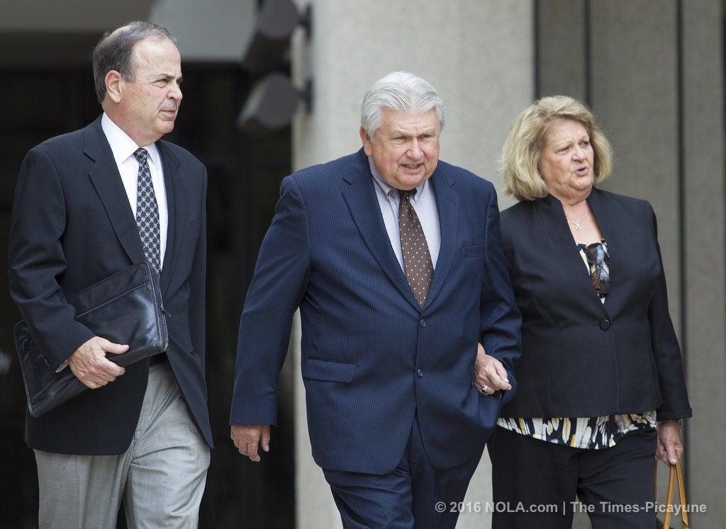 Ex-DA Harry Morel faces racketeering, fraud lawsuit (copy)