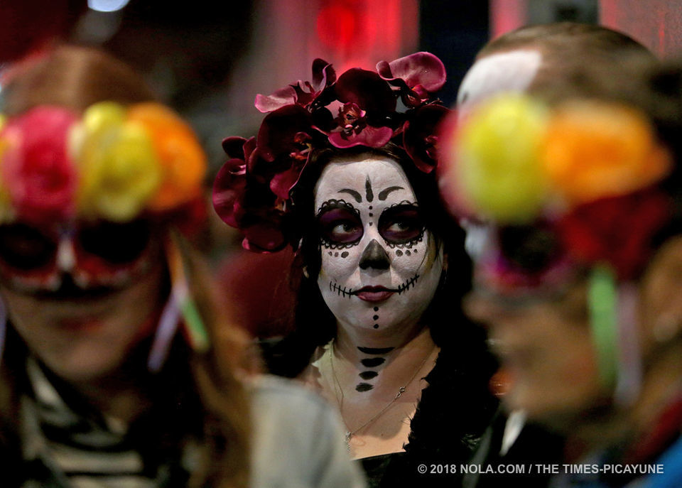 Day of the Dead Second-Line: photo gallery