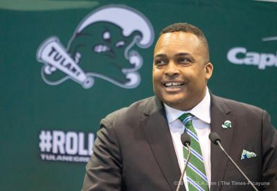 Can he do it at Tulane? Ron Hunter's Georgia State players recall first-season turnaround