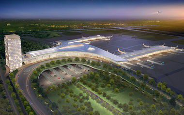 Does $5M airport plumbing contract align with spirit of DBE program?