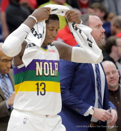 Pelicans decline qualifying offers on Cheick Diallo, Stanley Johnson: report
