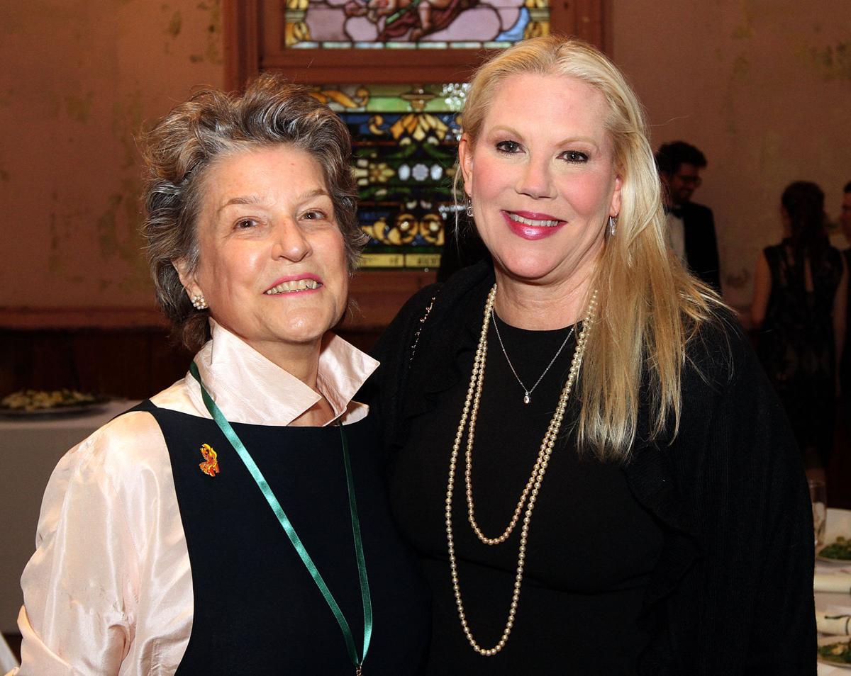 Jana Napoli and Laura Lane McNeal