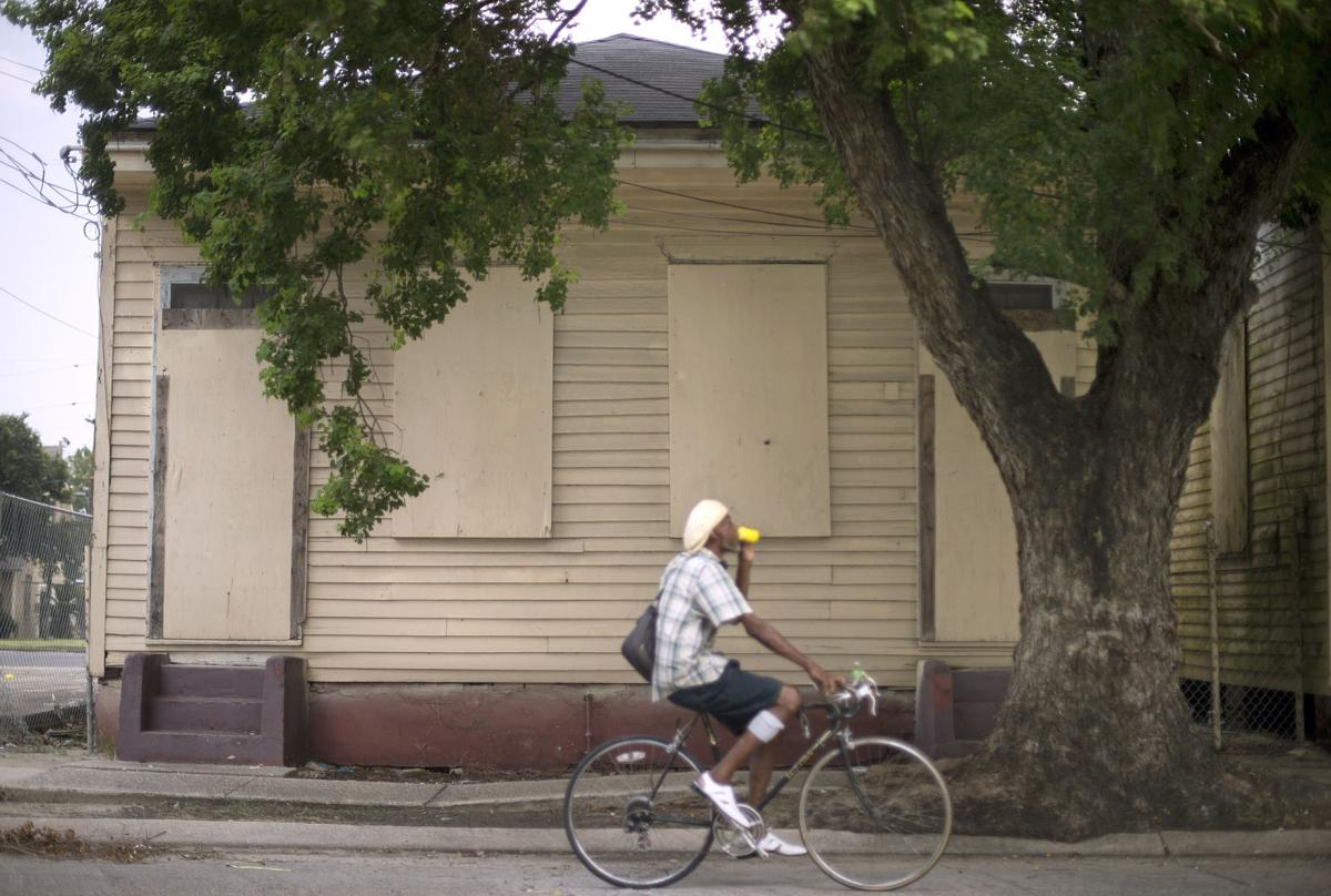 Jazz pioneer Buddy Bolden's historic house cited for demolition by neglect