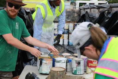 70 tons of household hazardous waste collected in St. Tammany Parish