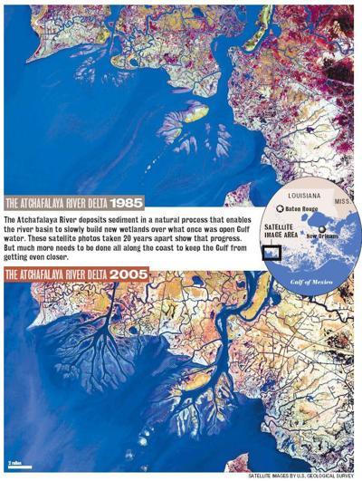Last Chance: Louisiana's disappearing coast (2007)