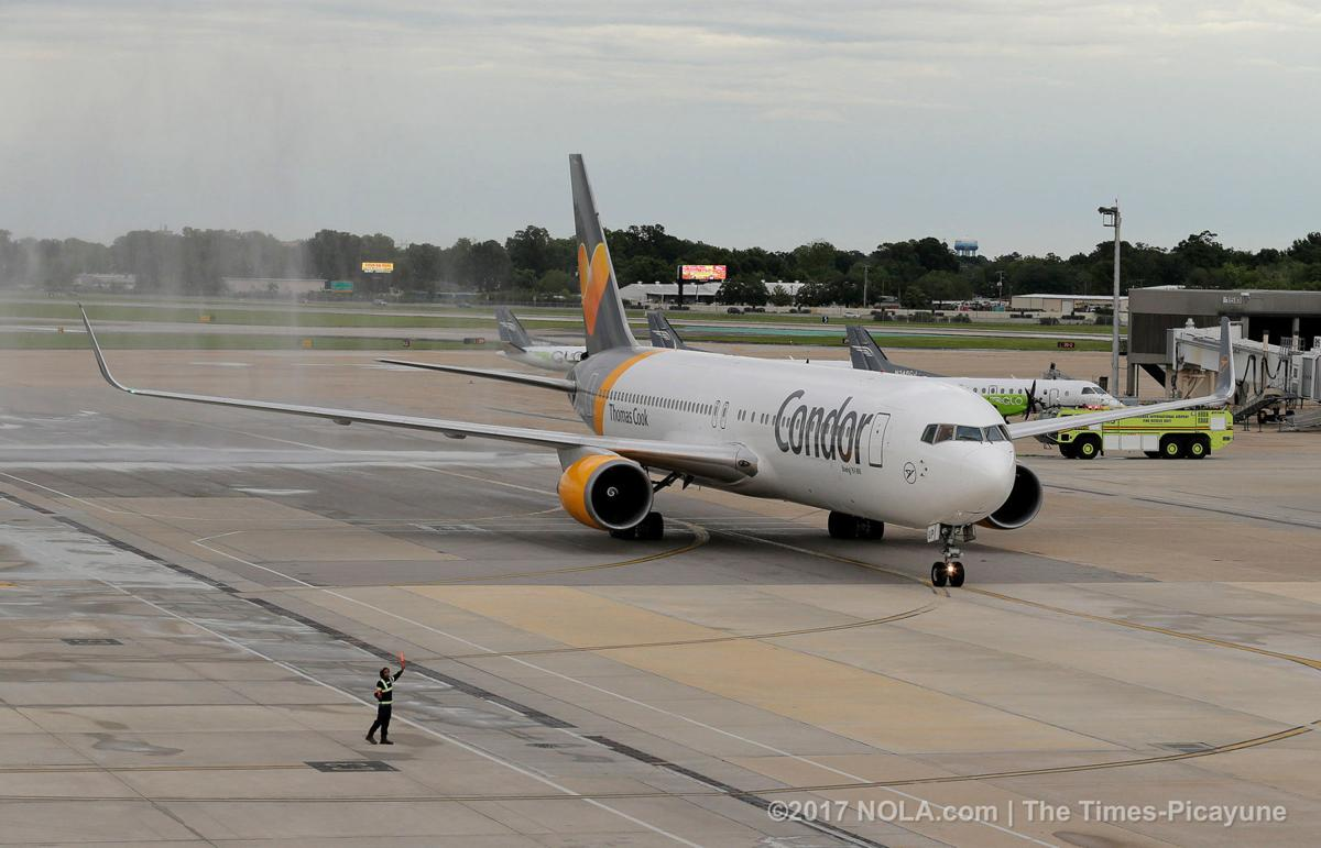 Condor's summer flights from New Orleans to Germany will return in 2018