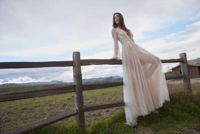 Pearl's Place bohemian gown