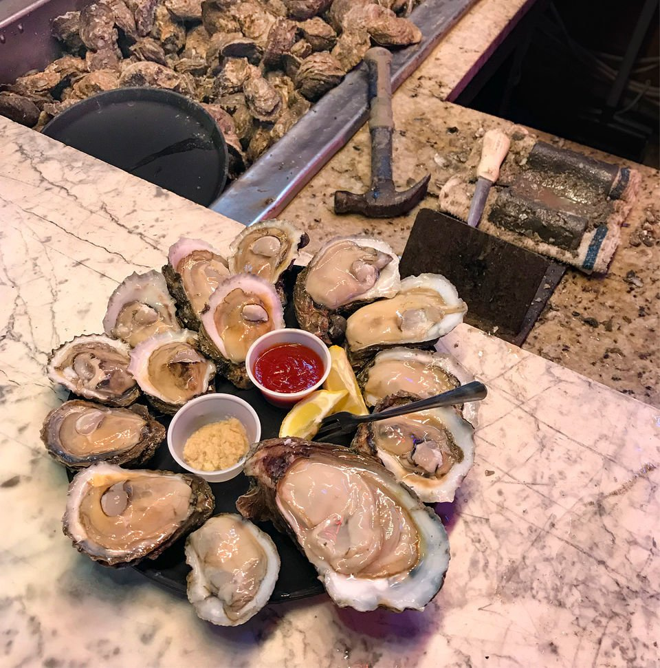 17 best oyster bars in New Orleans