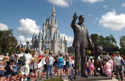 Disney to eliminate plastic straws at its parks, cruises