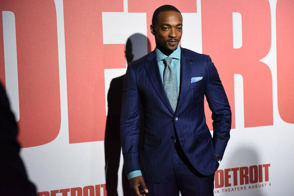 Anthony Mackie's New Orleans family line is one of bootstrapping entrepreneurship