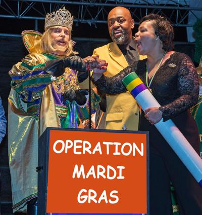 operation mardi gras