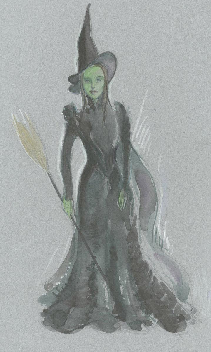 Wicked.Elphaba.sketch.jpg