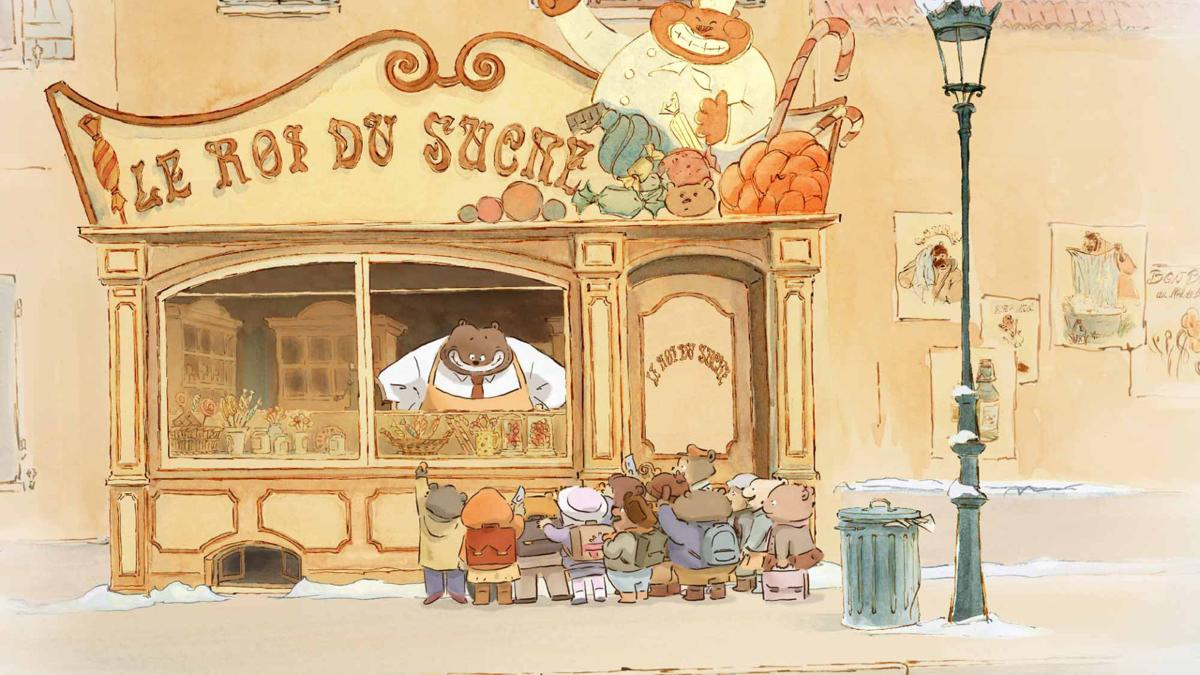 Ernest And Celestine Movie Review Oscar Nominated Animation Is A Sweet Gentle Delight Movies Tv Nola Com