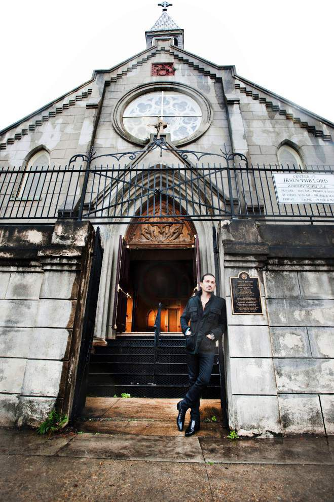 Sidney Torres on buying Carmelite Monastery in French Quarter: I