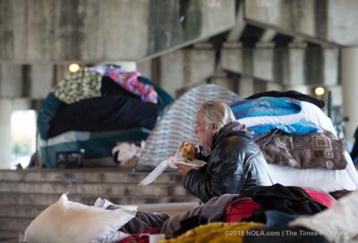 New Orleans homeless population rising after 11 years of decreases, advocates fear