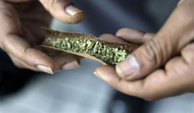 No arrests for pot possession in New Orleans, council decides