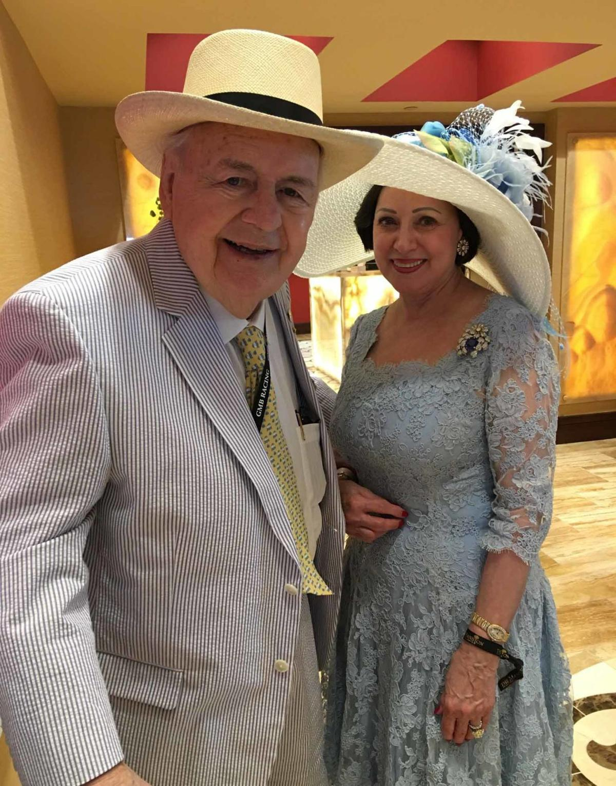 Tom and Gayle Benson having success with a different kind of running game