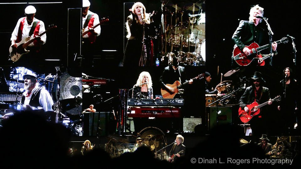 Fleetwood Mac's New Orleans gig proves yesterday's not gone at all