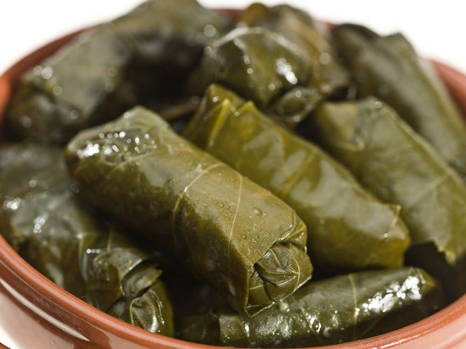 Here S How To Make Greek Festival S Stuffed Grape Leaves Where Nola Eats Nola Com