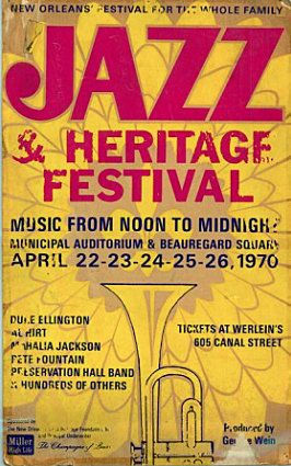 See every Jazz Fest poster from 1970 to 2019 | Entertainment