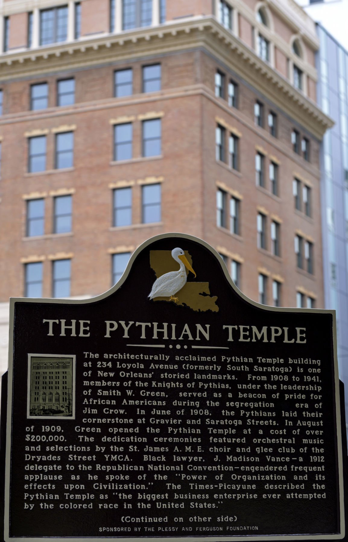 Pythian Temple for GAM 022321