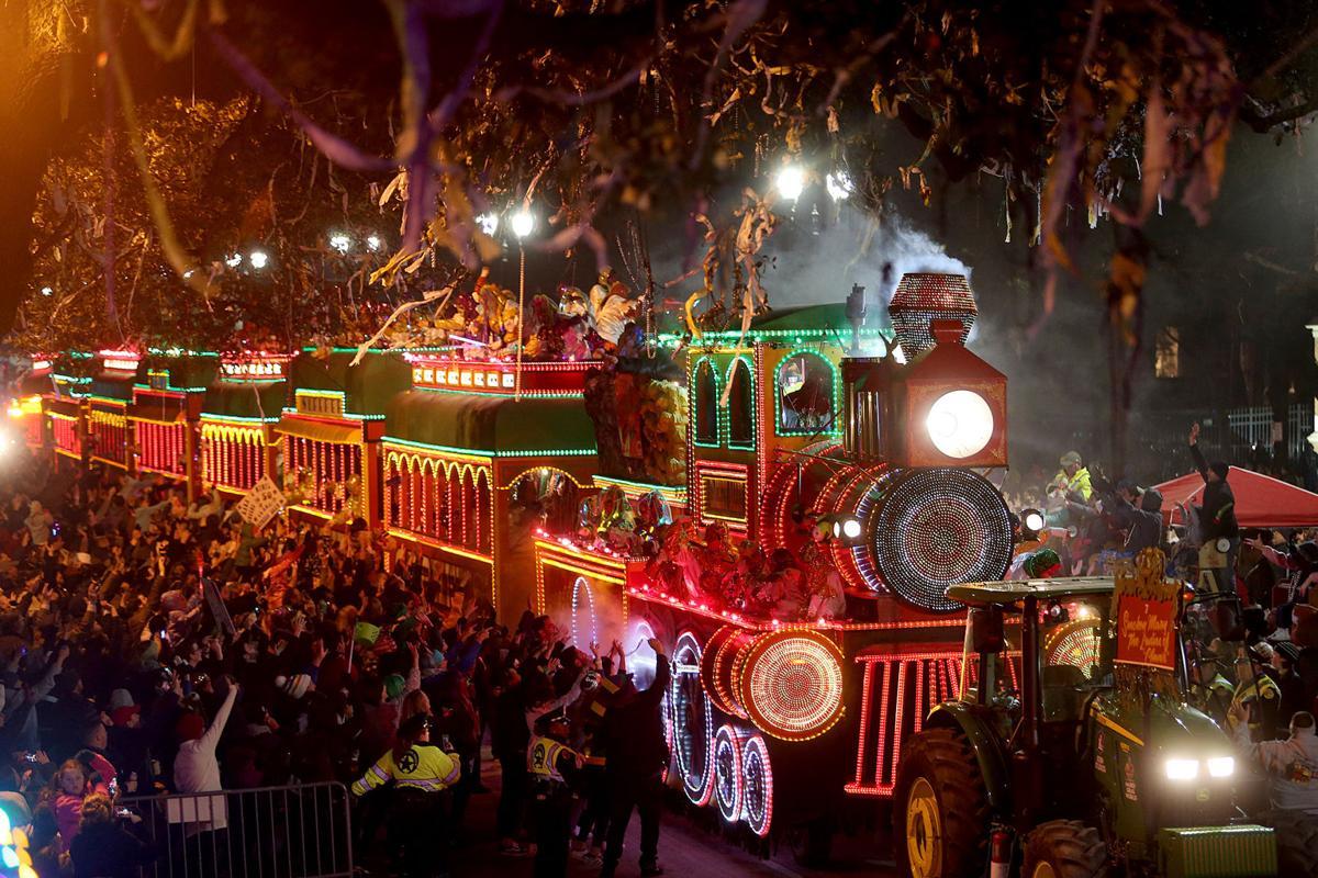 Krewe of Orpheus Parade 2019