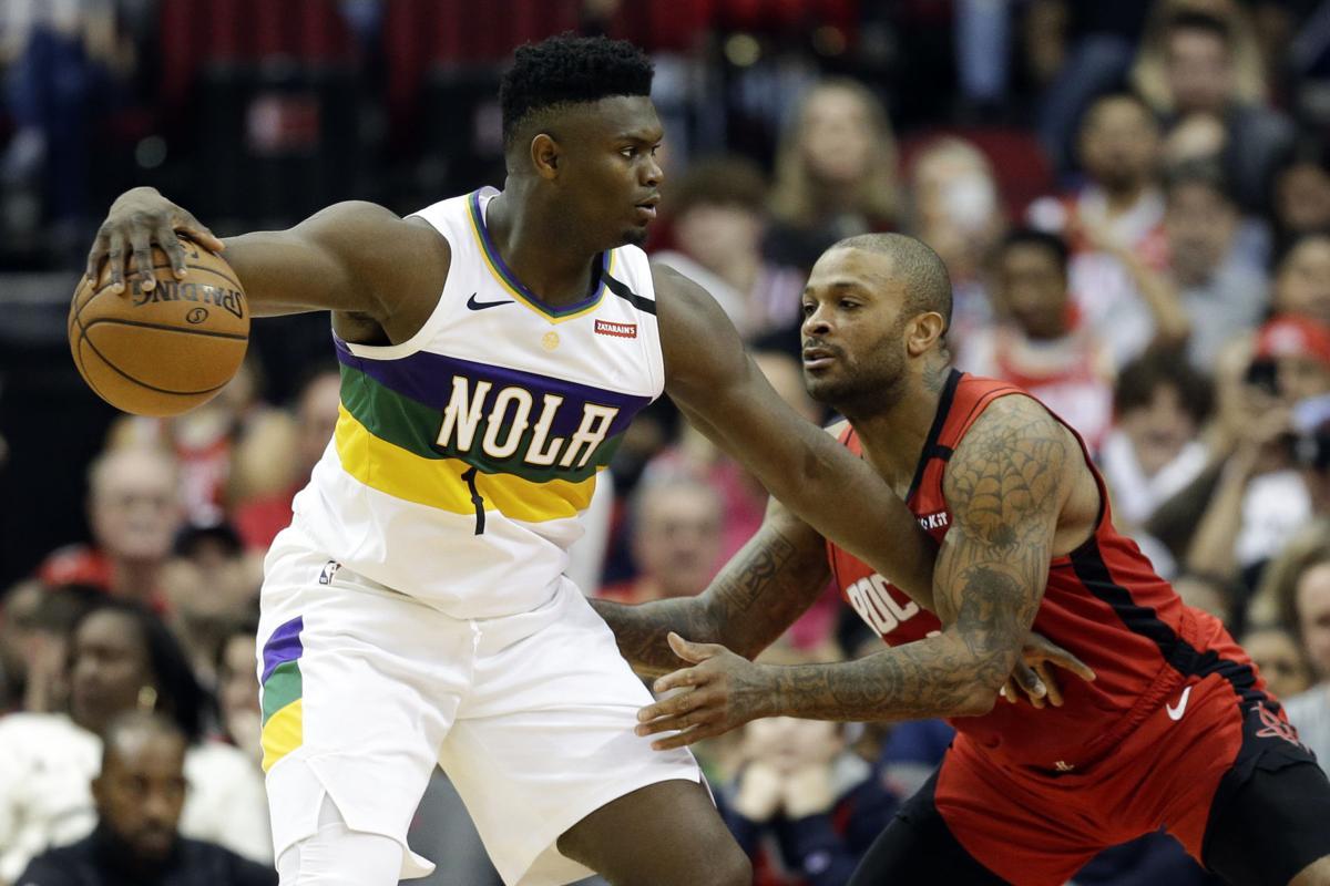 Pelicans Rockets Basketball
