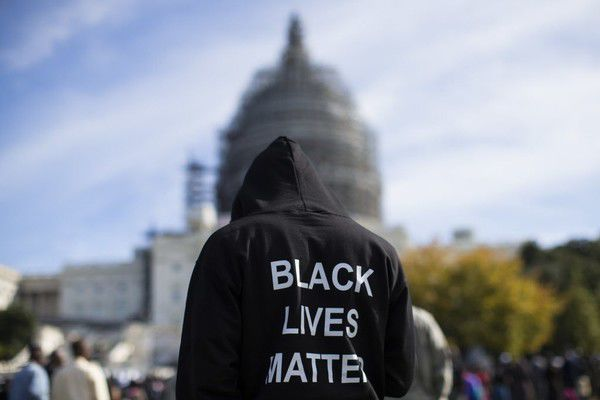 White cop, white victim and Black Lives Matter activists who cry, 'Enough!'   Opinion