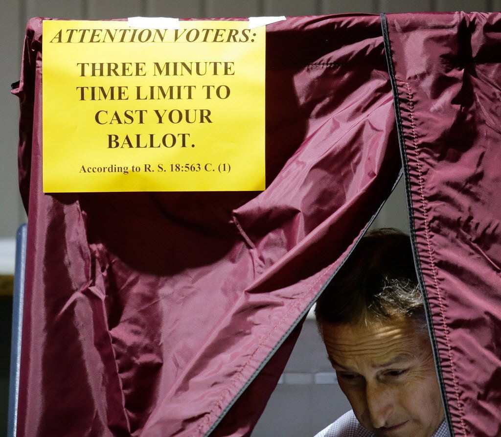 St. Tammany voters again mull sales tax renewals for courthouse, jail