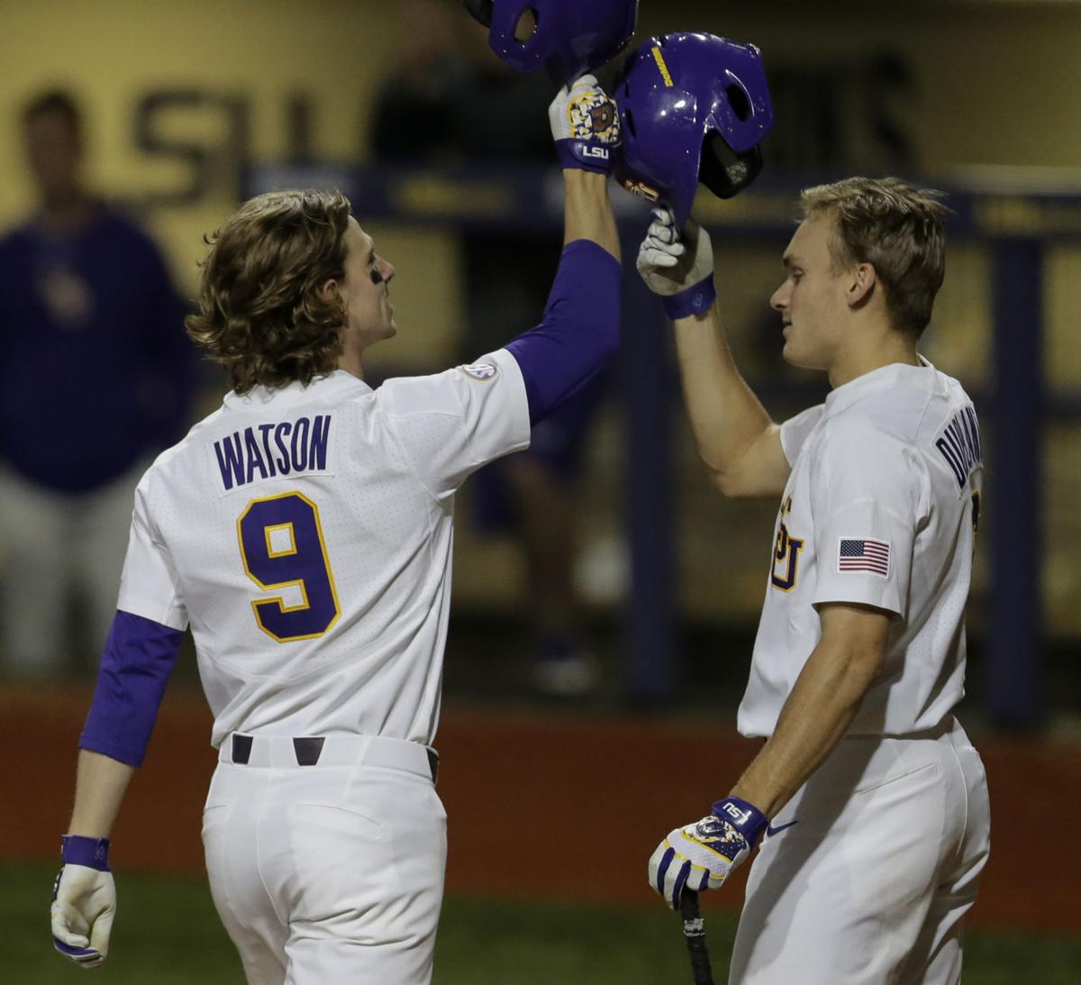 'We love facing SEC pitching:' LSU prepares for top Missouri pitching staff after midweek loss