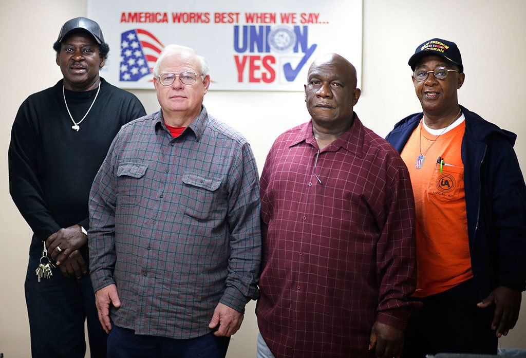 Former Avondale Shipyard workers remember the heyday of the