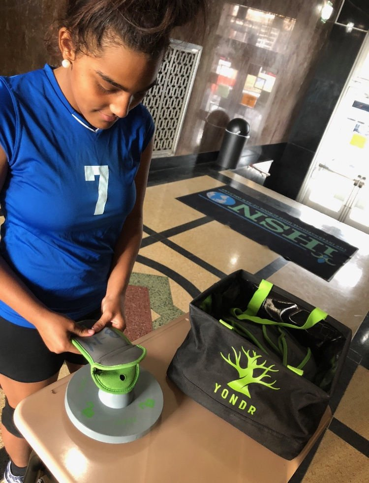 New Orleans high school debuts phone pouches to cut class distractions