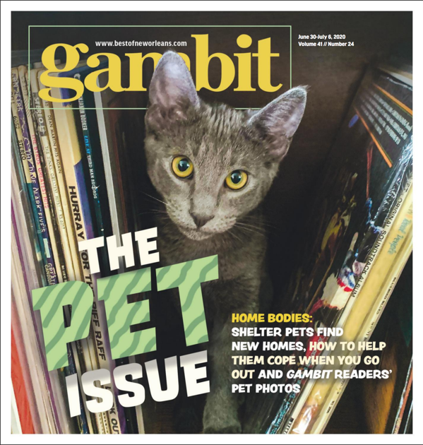 Gambit Digital Edition: The PET ISSUE 2020