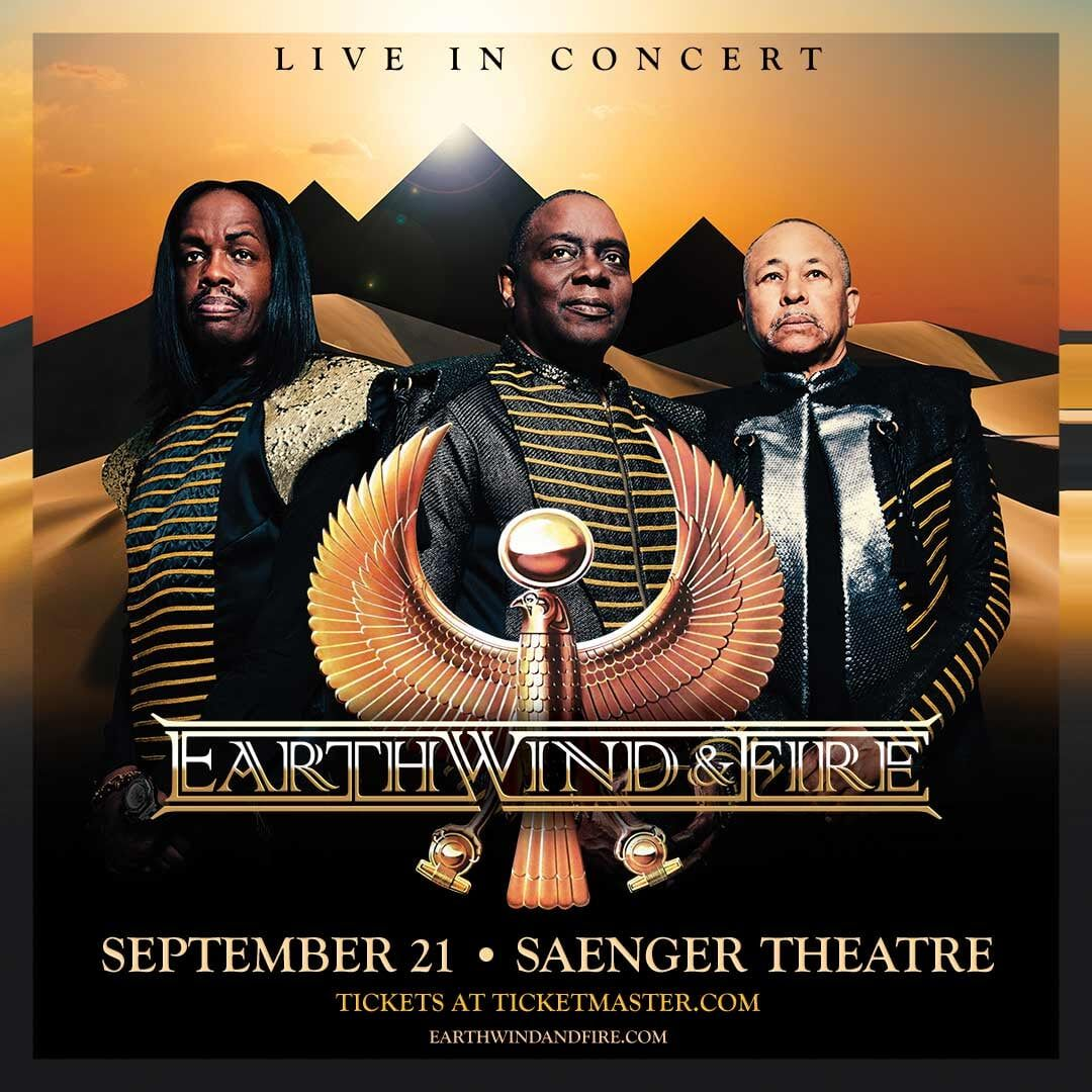 Earth, Wind & Fire announce 2021 tour with New Orleans show