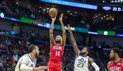 Brandon Ingram had a career night — the first of many to come in New Orleans | Pelicans | nola.com