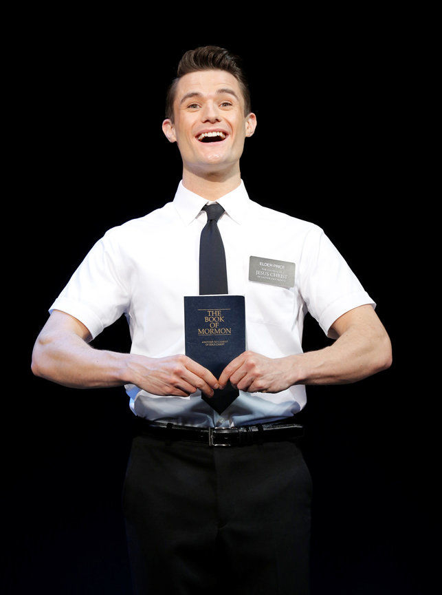 Vulgar and tasteless 'Book of Mormon' opens Broadway series at Saenger