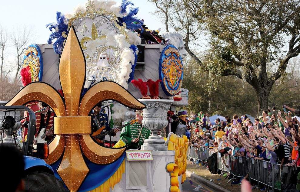 Harahan Christmas Parade 2021 Permit Endymion At 50 How Ed Muniz Created Mardi Gras Biggest Parade Nola Com