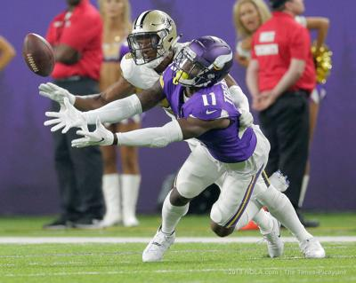 Our 30 favorite photos from the Saints' 30-20 win over the Vikings