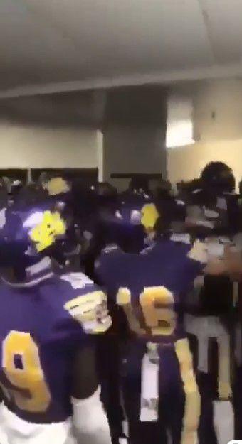 St. Augustine football chant