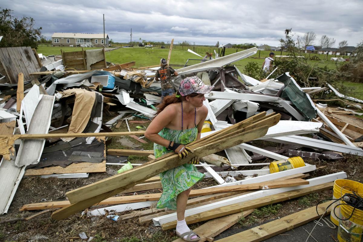 Hurricane Ida file photo