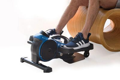 Save your health and 40% off with this under desk elliptical
