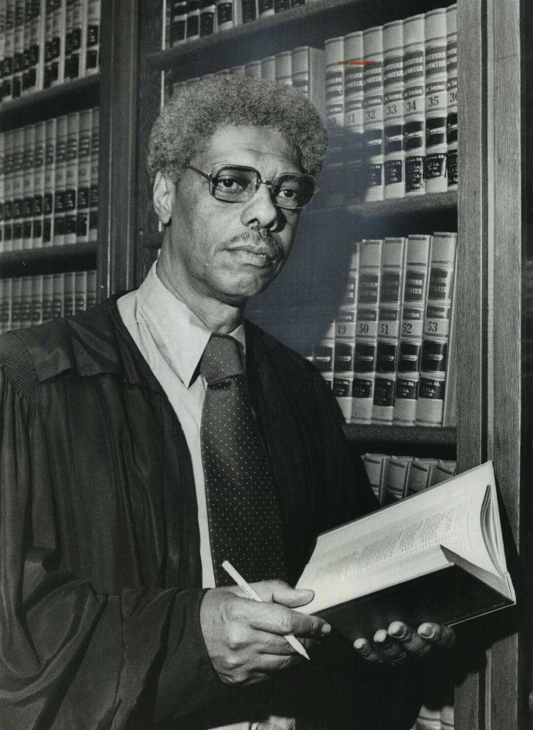Judge Israel Augustine for GAM 020921