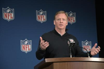 Roger Goodell can try to hide, but fans won't forget this