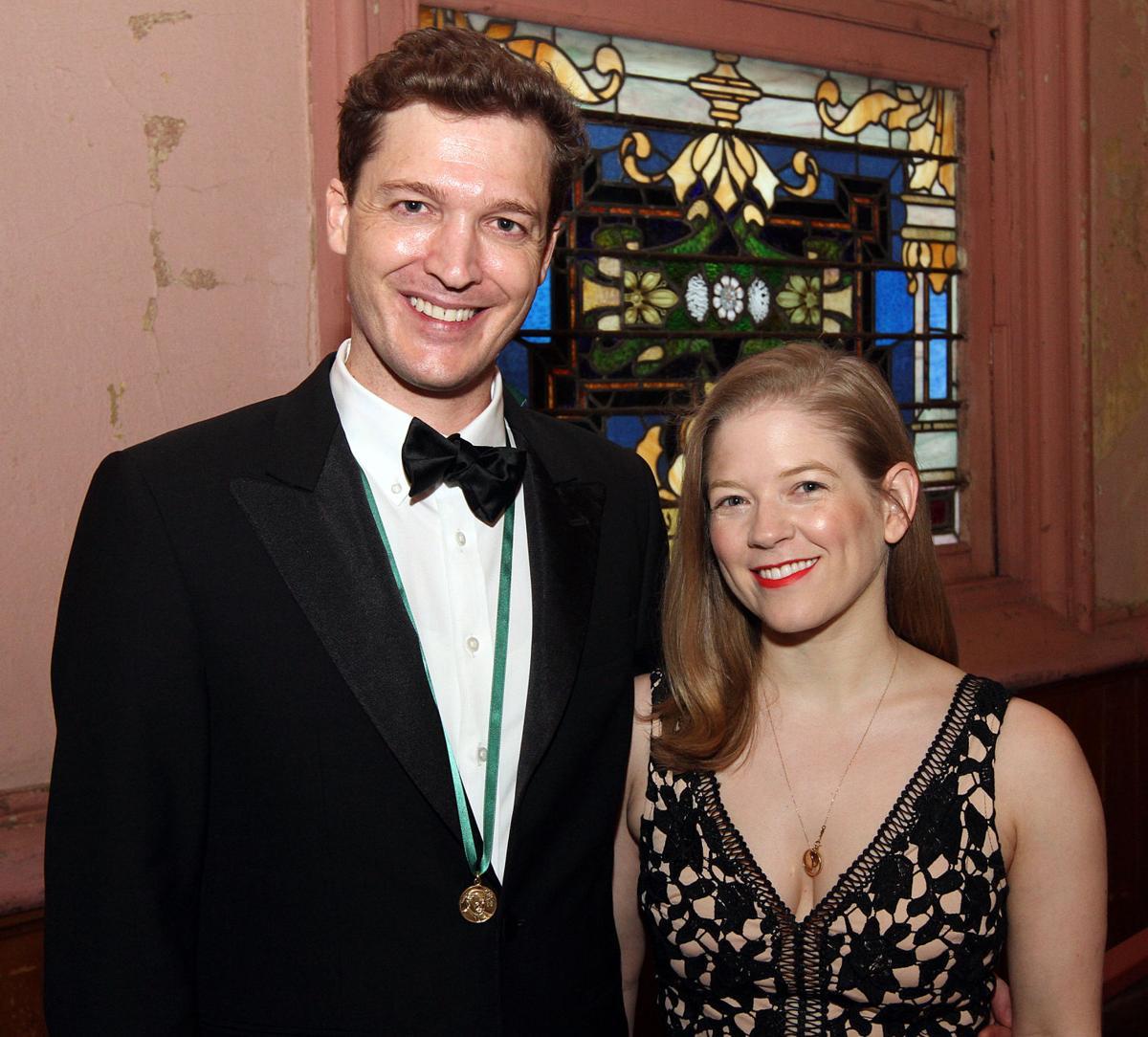 Tom Hill & Andrea Dube