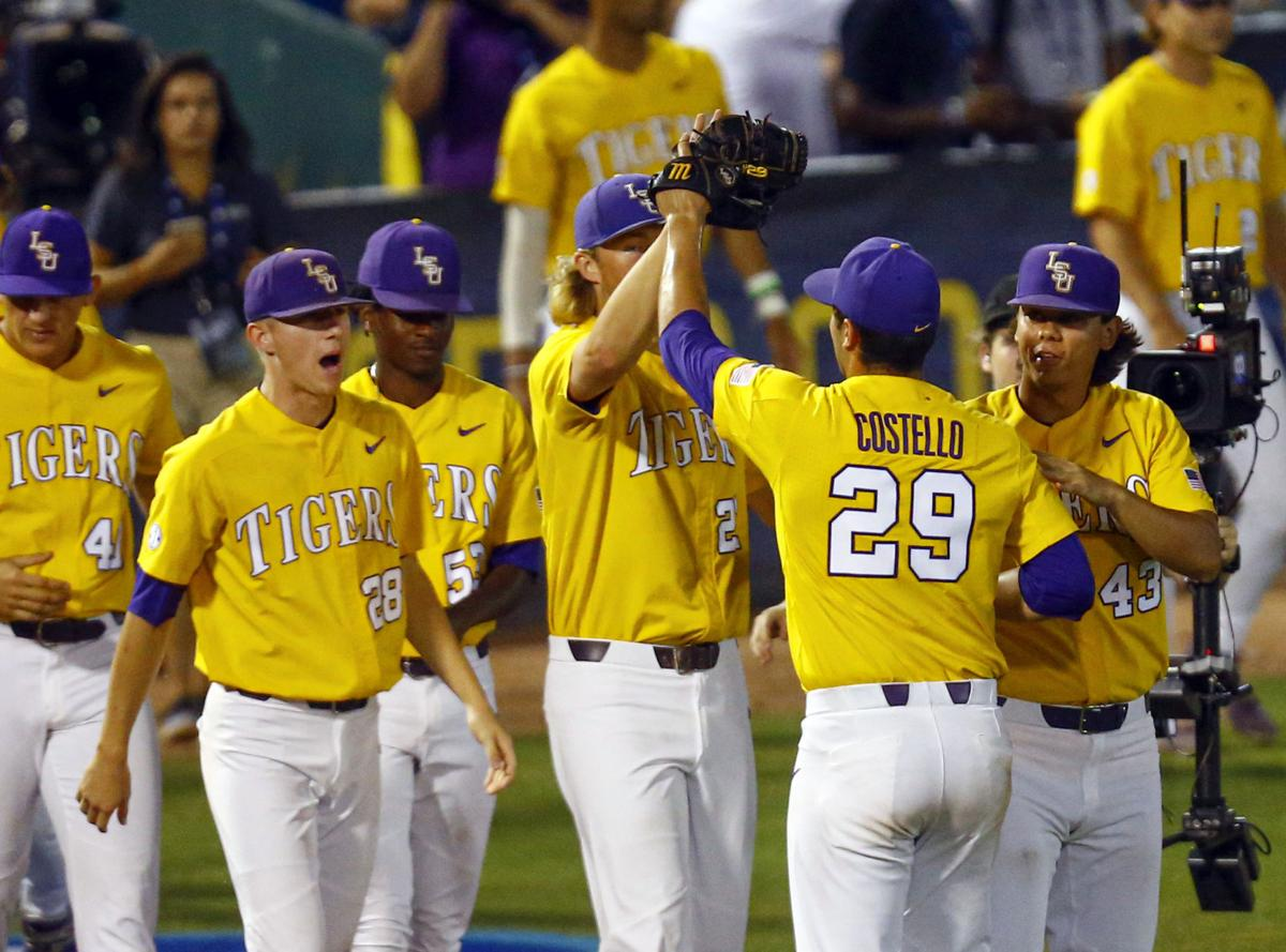 LSU baseball selected to host NCAA Regional
